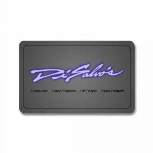 DiSalvo's Gift Card